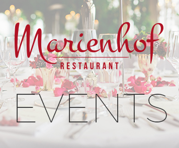 WIR SIND DABEI! Ab Mittwoch den 12. Mai ist unser Restaurant auch im Innenbereich für Sie geöffnet!